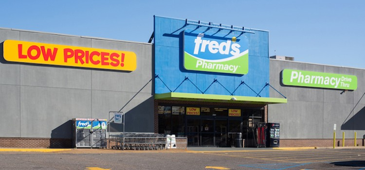 CVS to acquire Fred's specialty pharmacy business