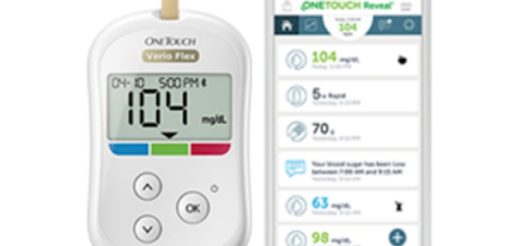 LifeScan introduces new OneTouch Reveal mobile app