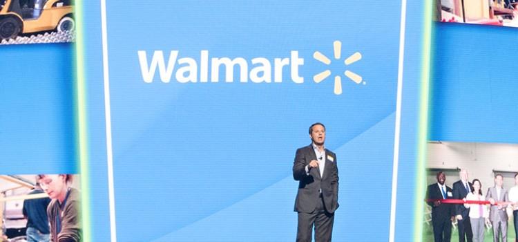 Walmart vows to reinvent shopping