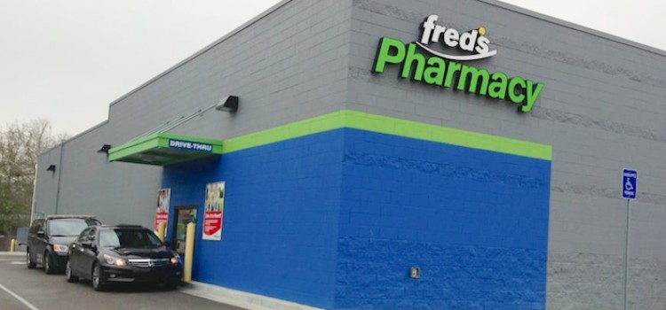 Walgreens buys pharmacy files from Fred's