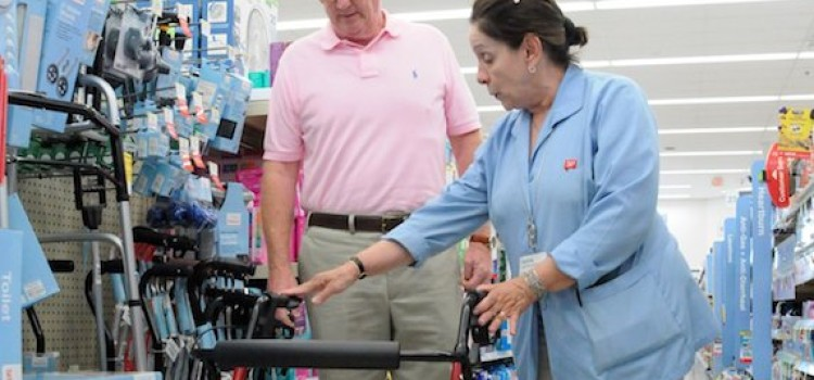 Walgreens to highlight safety at chainwide Senior Day