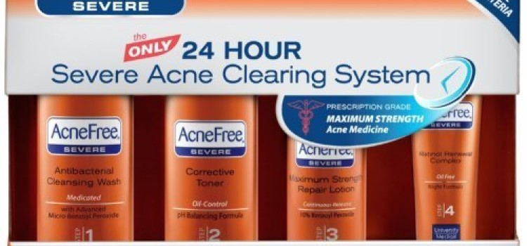 AcneFree contest urges consumers to 'see the difference'