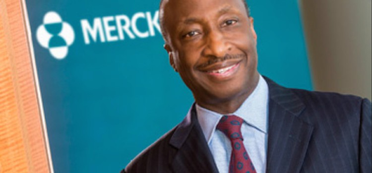 Merck CEO's tweet draws Trump counter-tweet