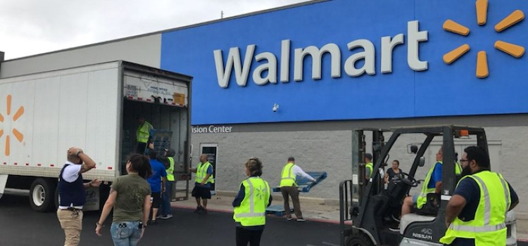 Walmart and Sam's Club to assist with hurricane relief