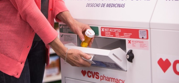 CVS Health deploys drug disposal kiosks in stores