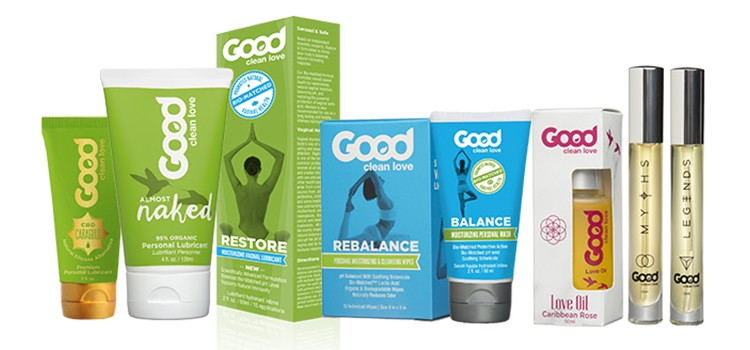 Good Clean Love ramps up retail presence