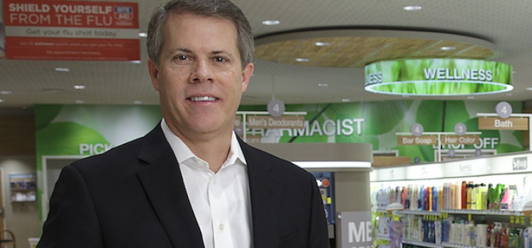 Rite Aid's Ken Martindale named CEO of GNC
