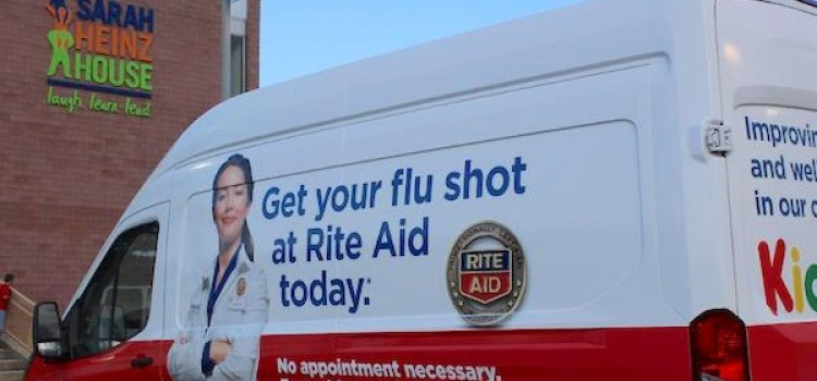 Rite Aid's KidCents begins mobile flu clinics