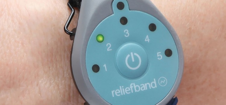 Reliefband lands distribution with AmerisourceBergen