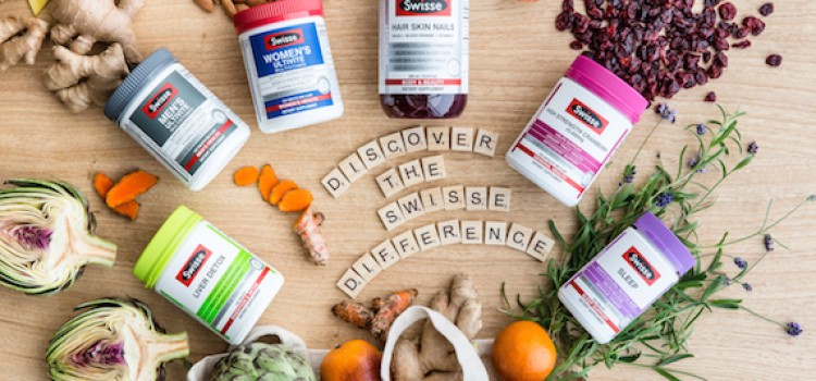Swisse Wellness goes to the top of the charts in Australia
