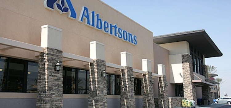 Albertsons reports sales up in first quarter