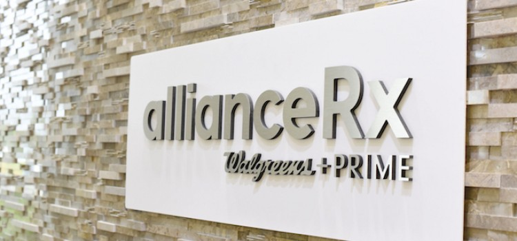 AllianceRx Walgreens Prime brand makes debut