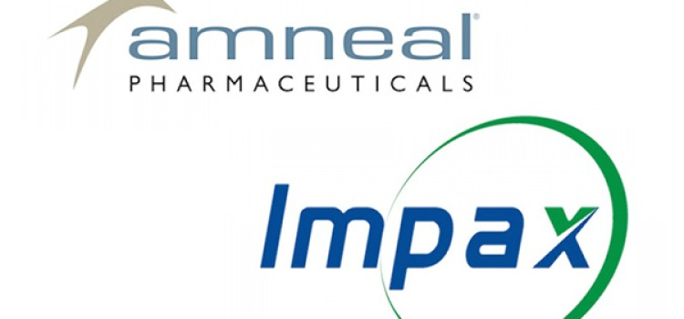 Amneal, Impax agree to merge