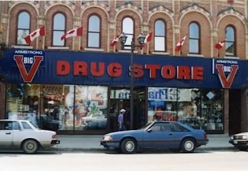 Big V Drug Stores co-founder Tony Crncich dies