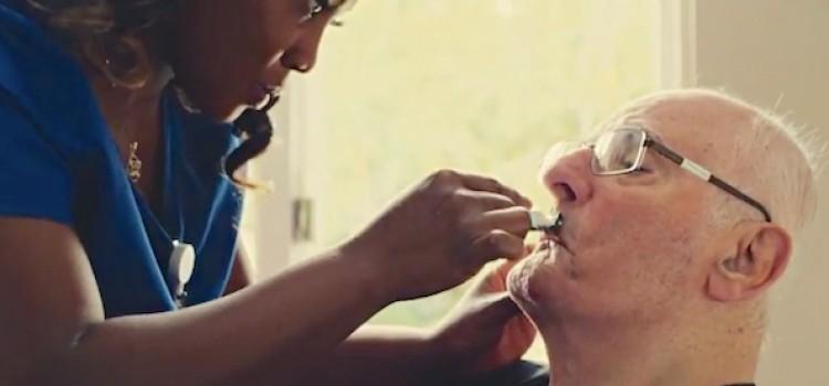 Gillette kicks off pilot of Treo assisted shaving razor