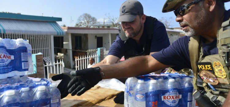 Drug chains contribute to Hurricane Maria relief
