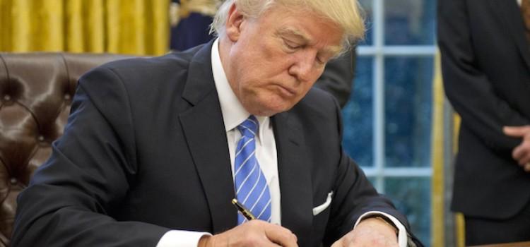 Trump executive order takes aim at ACA