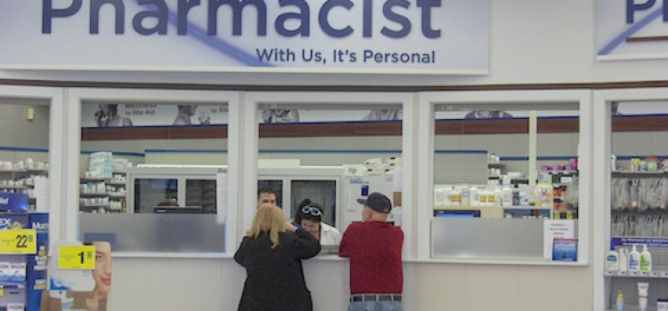 Rite Aid to recognize its 'pharmacy champions'