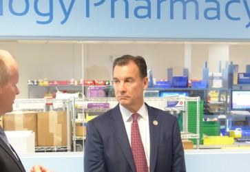 Lawmaker seeks insight on drug cost dilemma