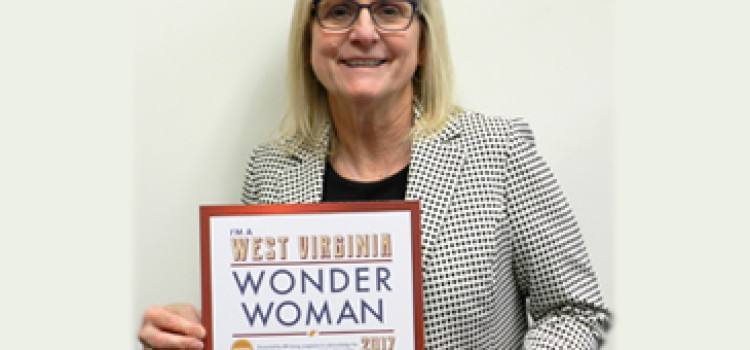 Lynne Fruth named a Wonder Woman