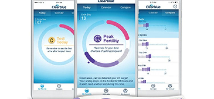 Clearblue launches ovulation test system