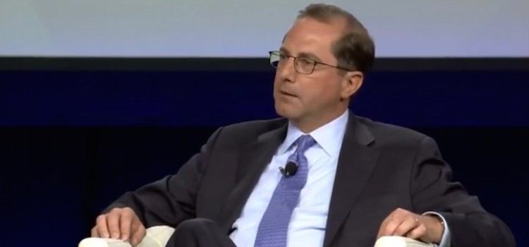 Former Lilly exec Alex Azar tabbed to head HHS