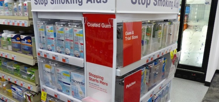 GSK, CVS team with Lung Force to help smokers quit