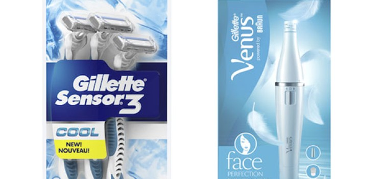 Gillette readies new grooming options for 2018