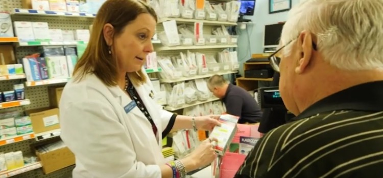 Community pharmacy shows its resiliency
