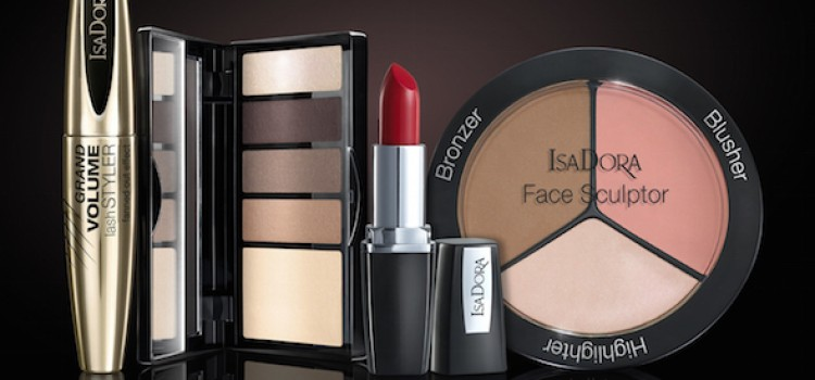 IsaDora cosmetics make U.S. debut on Walgreens.com