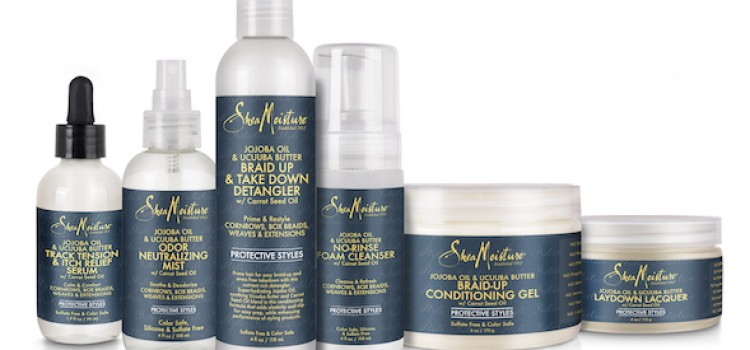 SheaMoisture collection caters to protective hairstyles
