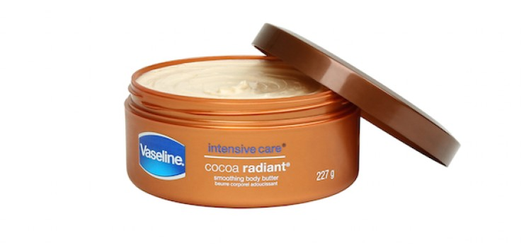 Vaseline unveils Cocoa Smoothing Radiant Body Butter