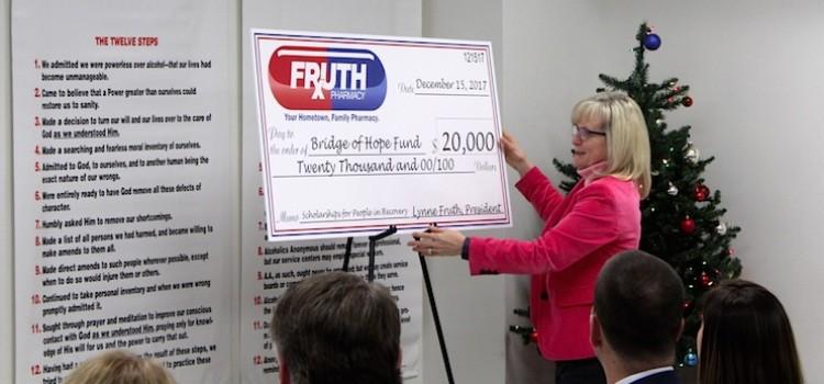 Fruth Pharmacy steps up fight against drug abuse