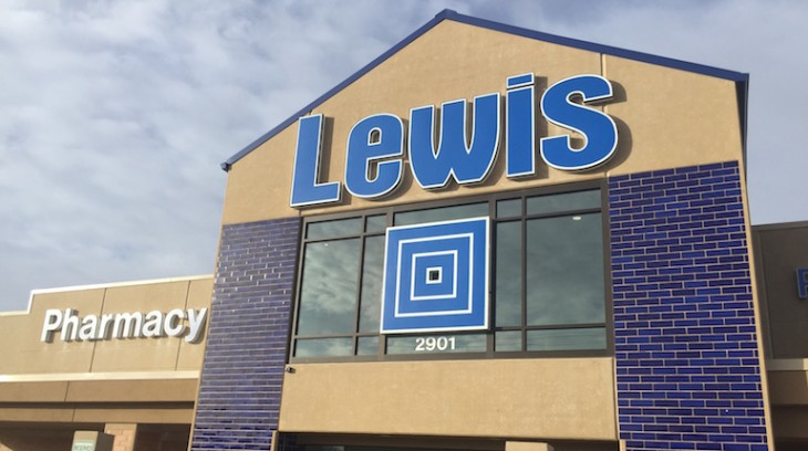 Lewis Drug Opens New Concept Store Cdr Chain Drug Review