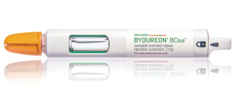 AstraZeneca releases Bydureon BCise to U.S. pharmacies