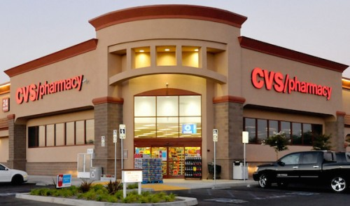 CVS opens COVID-19 testing site