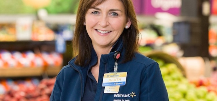 Walmart tabs Judith McKenna to lead international business