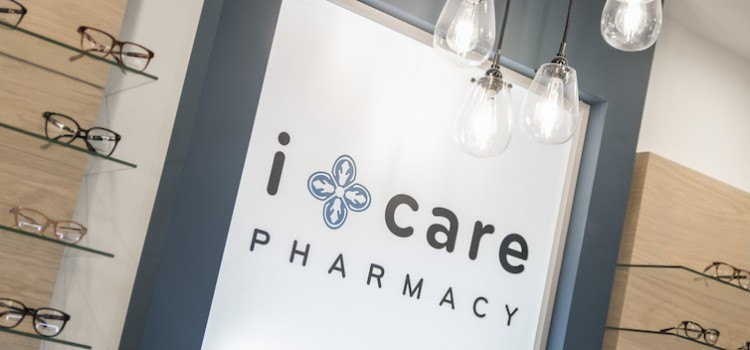 i+care Pharmacy debuts boutique format