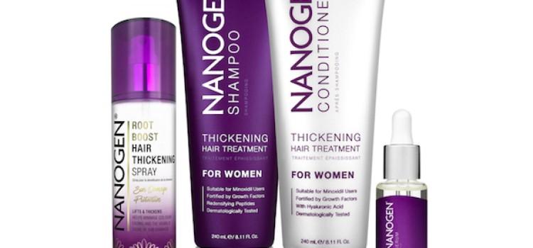 U.K. hair brand Nanogen hits CVS stores