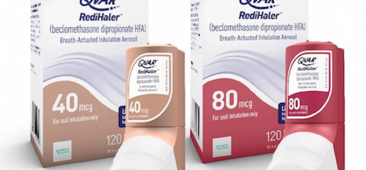 Teva rolls out QVAR RediHaler in U.S.