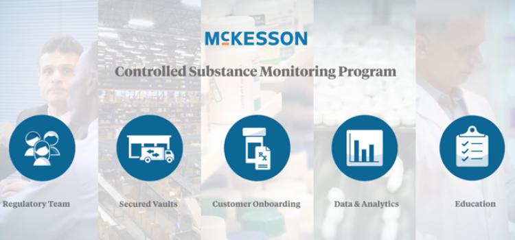 McKesson takes steps to fight opioid epidemic
