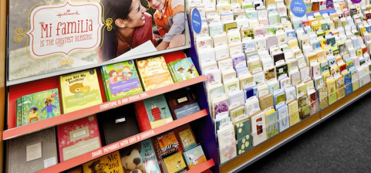 Hallmark named greeting card brand of the year in 2018 Harris Poll study