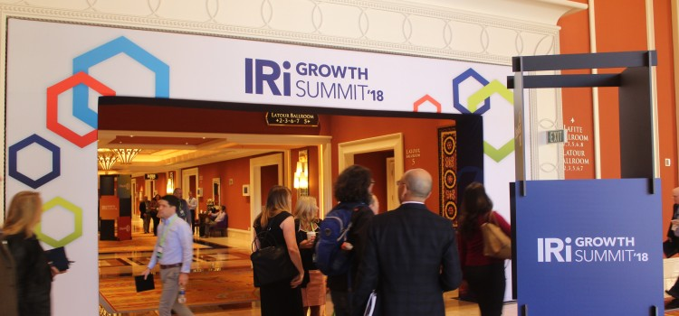 2018 IRI Growth Summit looks at the future of CPG