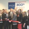 Genoa hits milestone as 400th store debuts