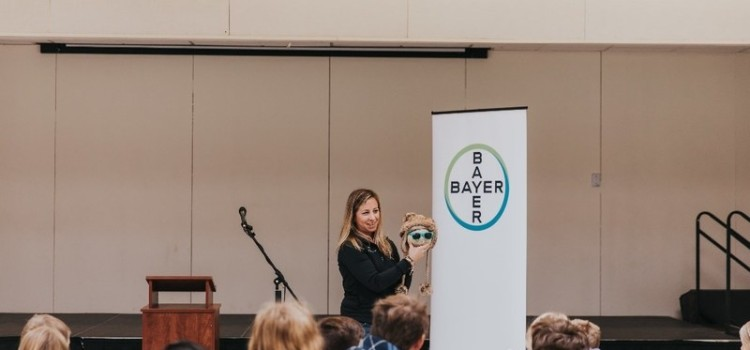 Bayer donates to United Fresh Start Foundation
