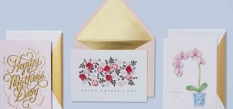 Hallmark gears up for Mother's Day with new cards