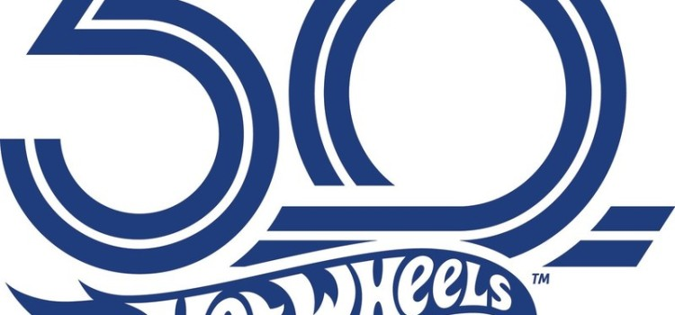 Hot Wheels celebrates 50th anniversary