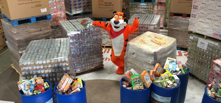 Kellogg making progress with nutrition, hunger relief goals