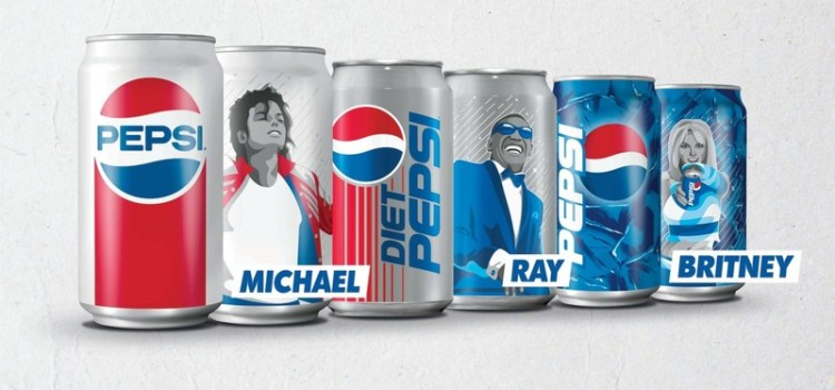 Pepsi Generations summer campaign notes brand's rich musicial history