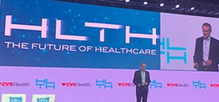 CVS CMO addresses population health issues at HLTH 2018